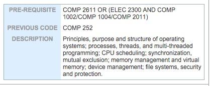 COMP3511